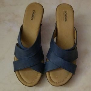 Sonoma Goods for Life Arch Mules